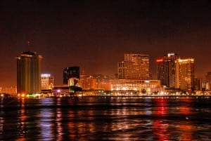 Stanwycks Photography, Night Photography of the New Orleans Sky Line
